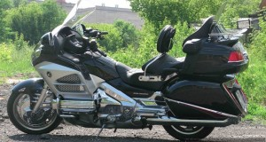Honda GL1800 Goldwing 2015